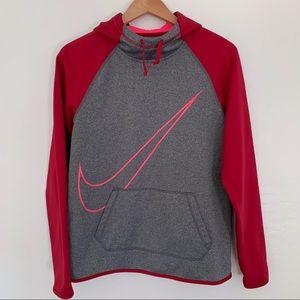 Nike Dri-Fit scuba neck hoodie